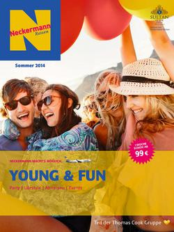 Young & Fun Sommer 2014
