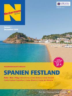 Spanien Festland 2014