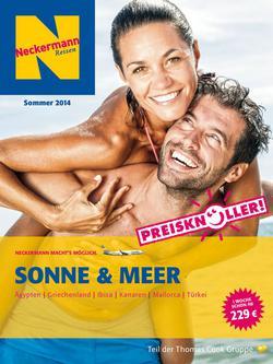 Preisknüller - Sonne & Meer Sommer 2014