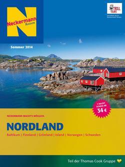 Nordland Sommer 2014