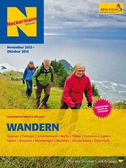 Krauland Wandern November 2013 - Oktober 2014
