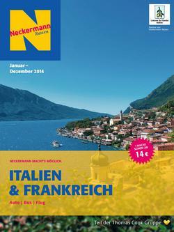 Italien & Frankreich 2014