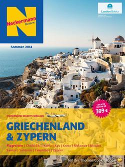 Griechenland & Zypern Sommer 2014