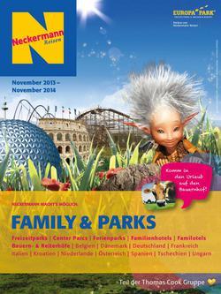 Family & Parks Sommer 2014