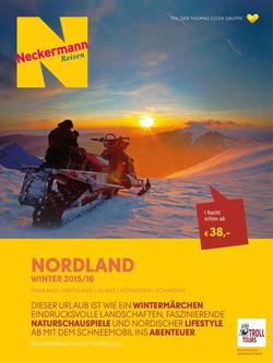 Nordland Winter 2015/2016