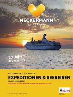 Expeditionen & Seereisen 2017