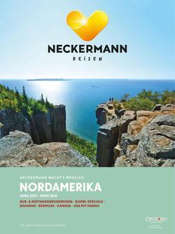 Neckermann reisen 2018