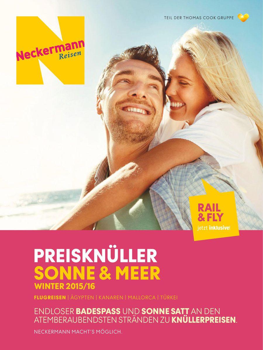 Preisknüller: Sonne & Meer - Winter 2015/2016 von Neckermann Reisen
