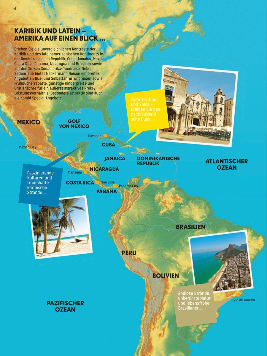 koloniales kuba rundreise neckermann