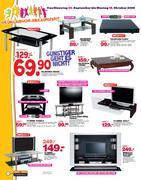 so sch n wohnen so g nstig 22 september bis zum 19 oktober 2009 von conforama. Black Bedroom Furniture Sets. Home Design Ideas