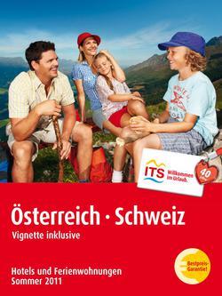 Hotels & Ferienwohnungen Österreich Schweiz Sommer 2011