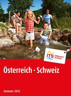 Österreich, Schweiz Sommer 2012