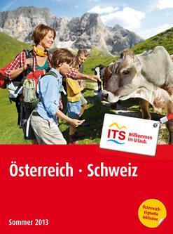 Österreich, Schweiz Sommer 2013