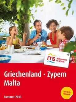 Griechenland, Zypern, Malta Sommer 2013