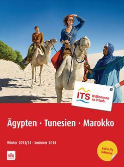 Ägypten, Tunesien, Marokko Winter 2013/2014