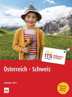 Österreich, Schweiz Sommer 2014