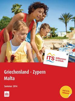 Griechenland, Zypern, Malta Sommer 2014