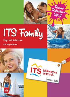 Family: Flug- und Autoreisen - Sommer 2014