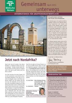 Gemeinsam unterwegs - Ausgabe 02/2011
