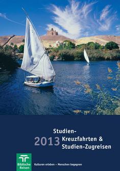 Studien-Kreuzfahrten u. Studien-Zugreisen 2013