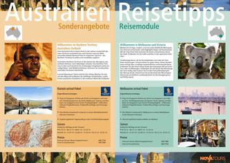 Australien Sonderangebote und Reisetipps 2014–15