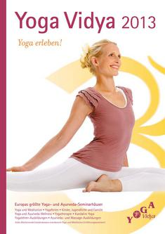Yoga Jahresprogramm 2013