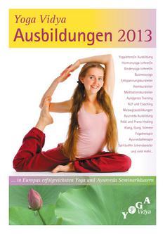 Yogalehrer und Yogalehrerinnen Ausbildung 2013