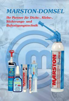 Marston-Domsel Dicht-, Klebe-, Sicherungs- und Befestigungstechnik 2011