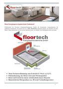 bodenplatte in fundament bodenplatte von floortech fundamente. Black Bedroom Furniture Sets. Home Design Ideas