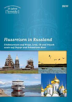 Flussreisen in Russland 2011