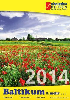 Baltikum und mehr 2014