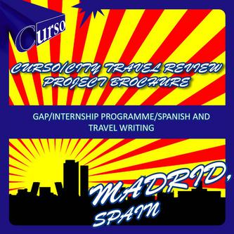 GAP / Internship Programm Spanish Travel Writing März 2013