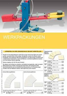 Werkpackungen 2011
