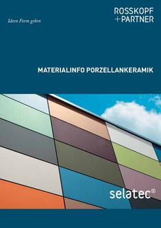 Porzellankeramik selatec®ceramic
