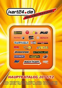 Kart-Ersatzteile, Motoren und Zubehör 2011