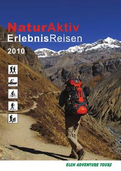 Natur Aktiv Erlebnis Reisen 2010