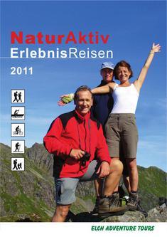 Natur Aktiv Erlebnis Reisen 2011