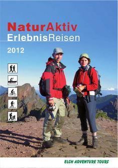 Natur Aktiv Erlebnis Reisen 2012