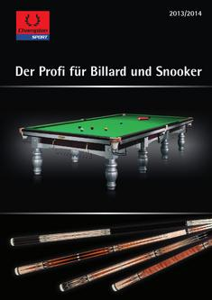 Billard-Snooker 2013-2014