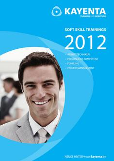 Soft Skill Trainings 2012