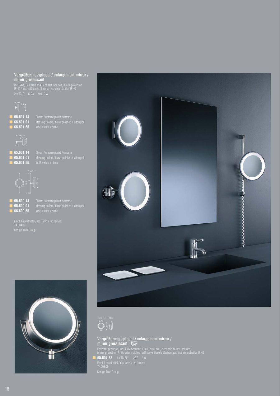 Seite 20 Von Baulmann Badezimmer Leuchten