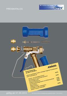 Ersatzteile von Knauss 2014
