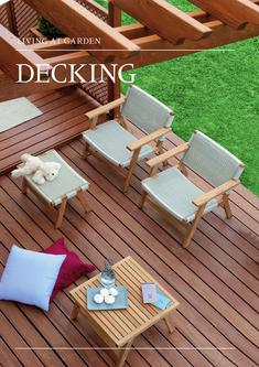 Living at Garden DECKING - Terrassensysteme 2012