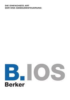 Berker B.IOS Fachinformation