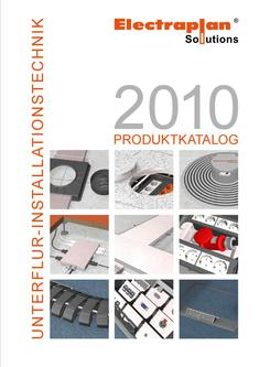 Unterflur-Installationstechnik 2010