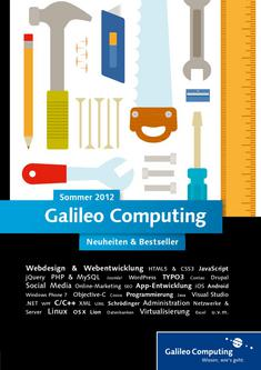 Galileo Computing 2012
