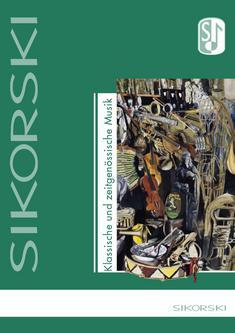 Klassische und zeitgenössische Musik 2008