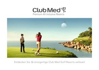 Club Med Golf-Resorts 2016
