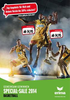 Special Sale Basketball 2014