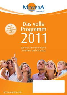 Movera Zubehörkatalog 2011 (schweizer Version)